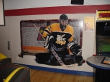 Wheat Kings Goalie